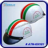 Mũ Bảo Hiểm Quảng Cáo Green Feed ATN04-KH101