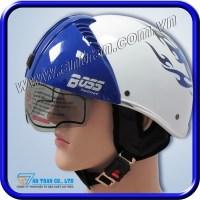 Mũ Bảo Hiểm Skull 3D ATN04G-3D/46