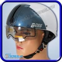 Mũ Bảo Hiểm 3D Motocycle ATN04G-3D/68