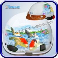 Mũ Bảo Hiểm BOSS ATN04-S3D/146