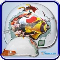 Mũ Bảo Hiểm BOSS 3D Trẻ Em ATN04-S3D/84