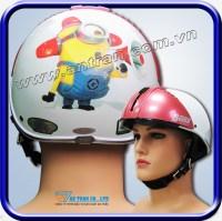 Mũ Bảo Hiểm Boss 3D ATN04G-3D/21