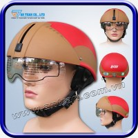 Mũ Bảo Hiểm Boss Kính Giấu ATN04G-N/154