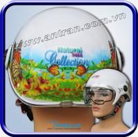 Mũ Bảo Hiểm Boss 3D ATN04K-3D/83