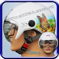 Mũ Bảo Hiểm BOSS ATN04K-3D/87