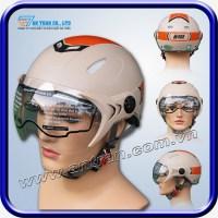 Mũ Bảo Hiểm Boss Kính Nửa Đầu ATN09K/157