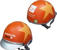 Mũ Bảo Hiểm Quảng Cáo JetStar