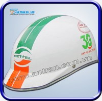 Mũ Bảo Hiểm Nửa Đầu 3G Viettel ATN-KH37